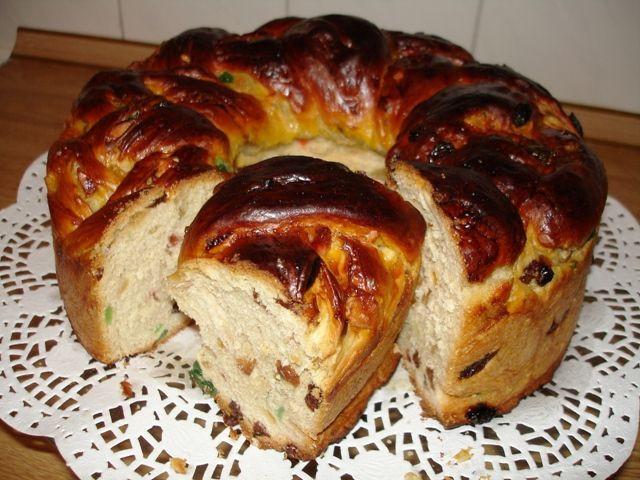 Julekake Norwegian Christmas Bread Recipe  julekake wiki