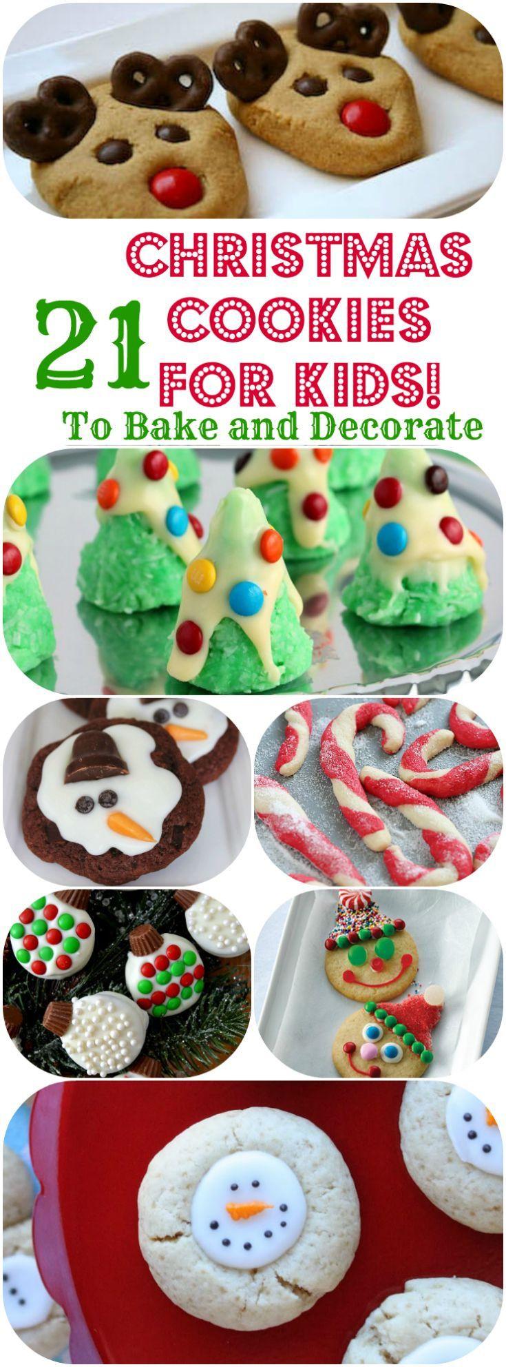 Kids Christmas Desserts  1000 ideas about Kid Desserts on Pinterest