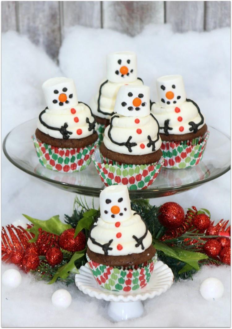 Kids Christmas Desserts  Festive Christmas Desserts Oh My Creative