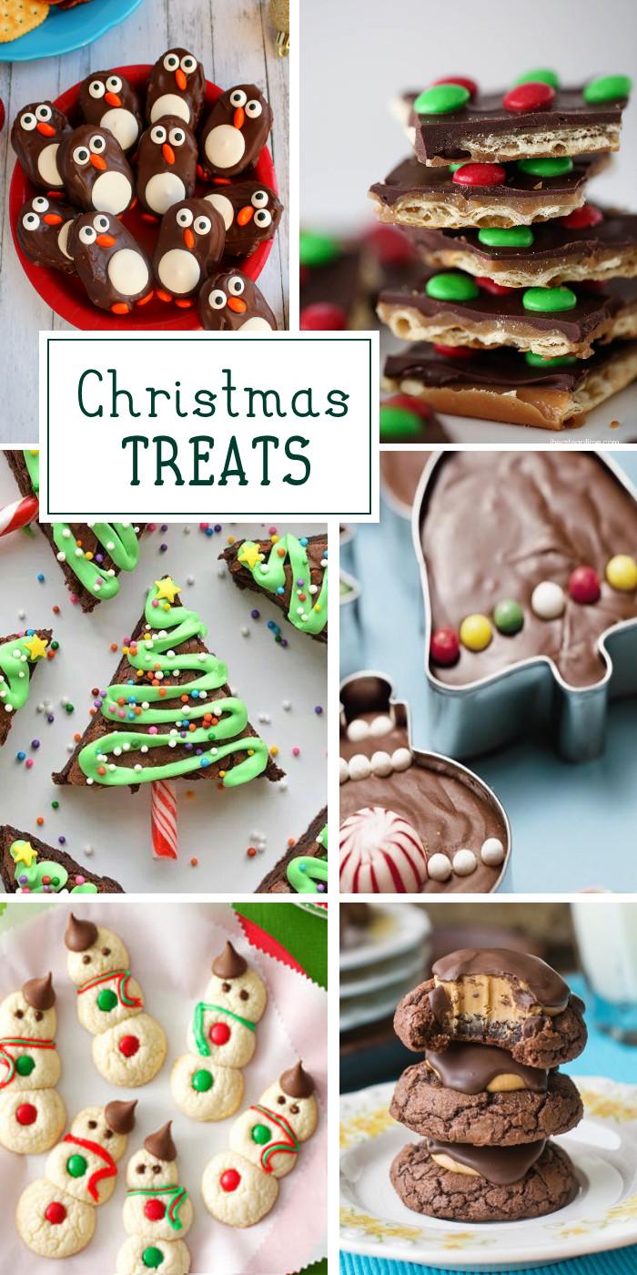 Kids Christmas Desserts  40 Fun Christmas Treats