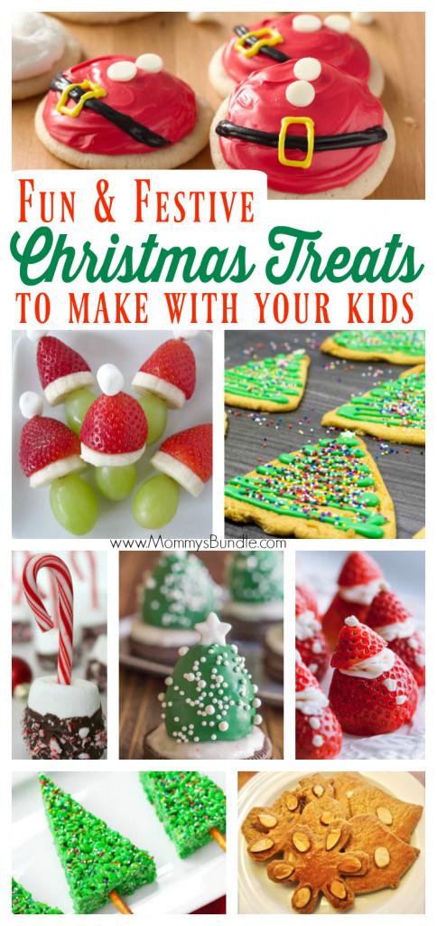 Kids Christmas Desserts  The Easiest Christmas Present Pretzels & Peppermint Treats