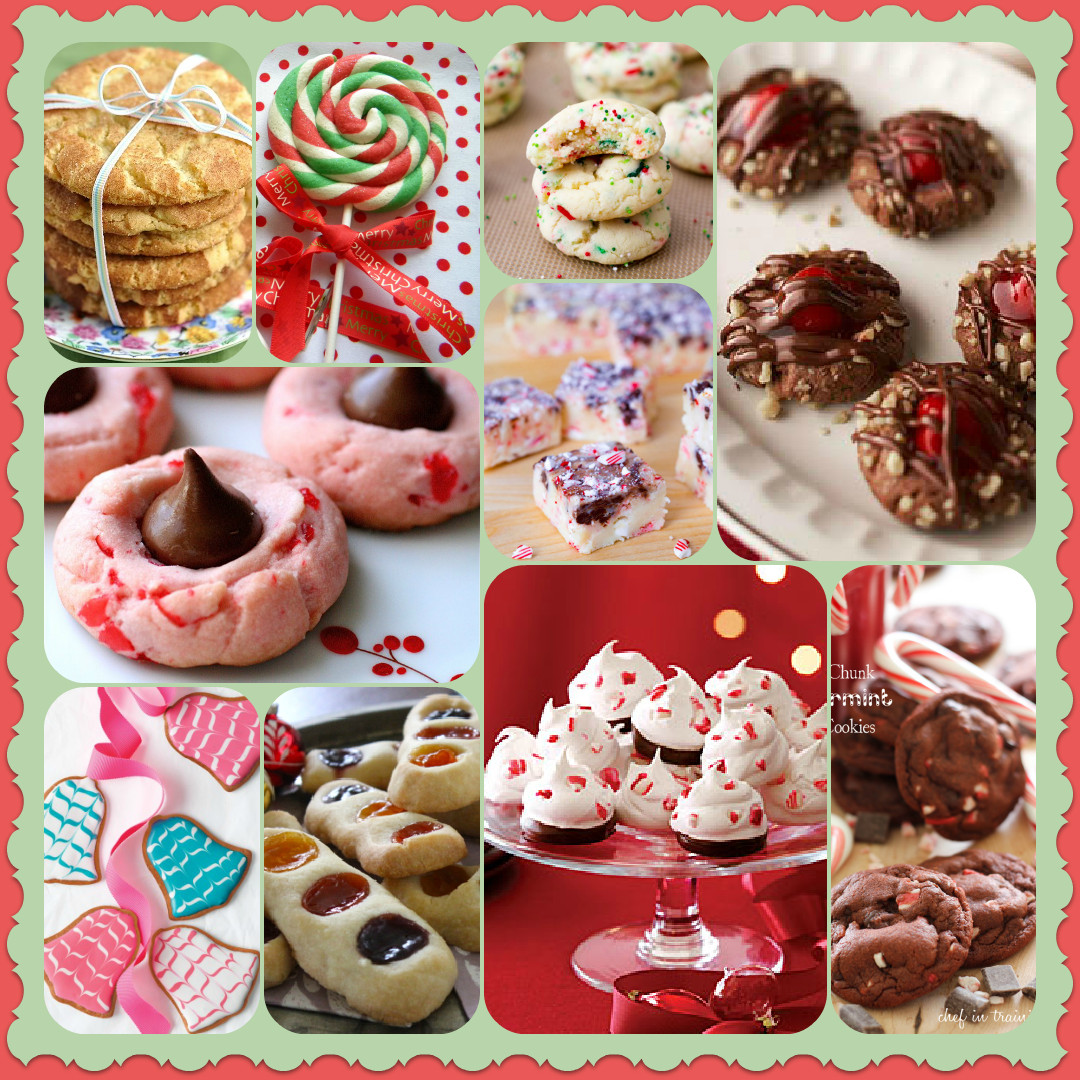Kids Christmas Desserts  20 Holiday Christmas Cookie Recipes For Kids Gifts & Dessert