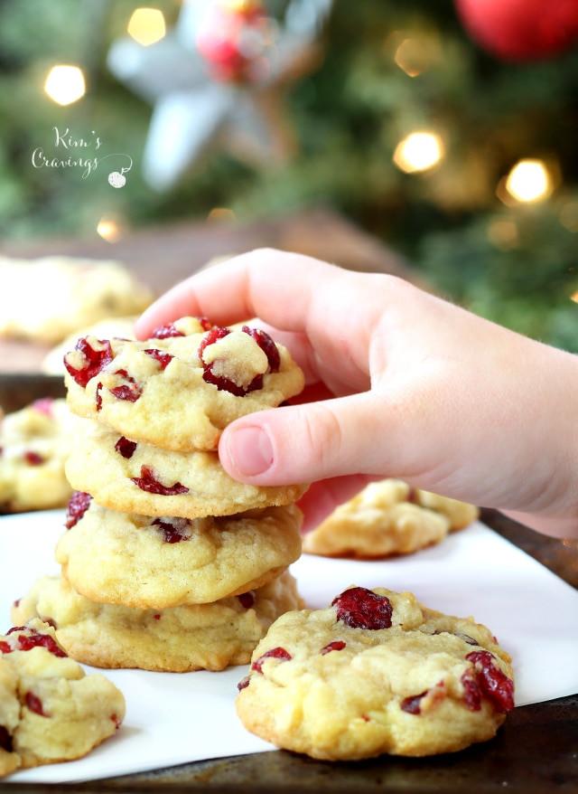 Kris Kringle Christmas Cookies  Kris Kringle Christmas Cookies Kim s Cravings