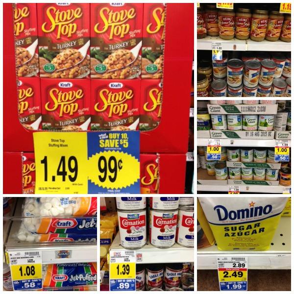 Kroger Thanksgiving Dinners 2019  Kroger Thanksgiving Food Stock Up Sale MyLitter e