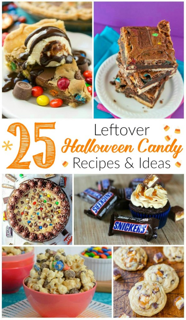 Leftover Halloween Candy Recipes  holidays Archives Mommy Mafia