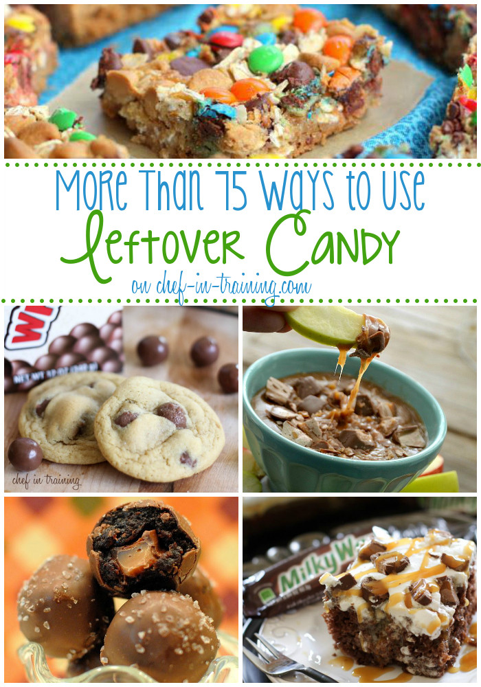 Leftover Halloween Candy Recipes  75 Ways to Use Leftover Halloween Candy Chef in Training