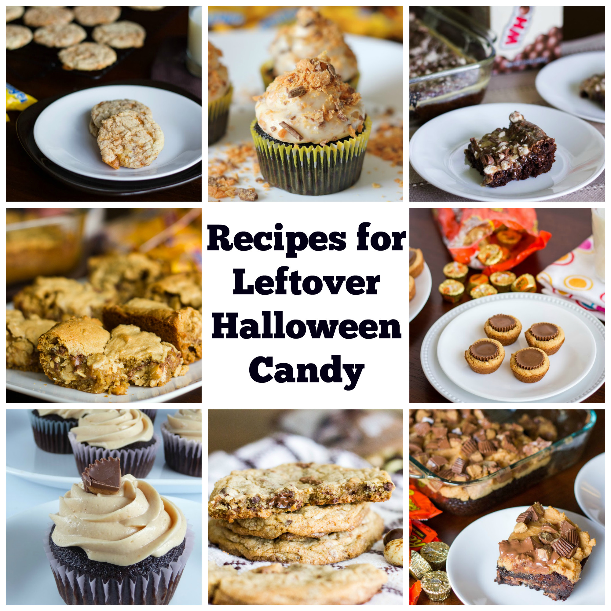 Leftover Halloween Candy Recipes  Recipes for Leftover Halloween Candy Kendra s Treats