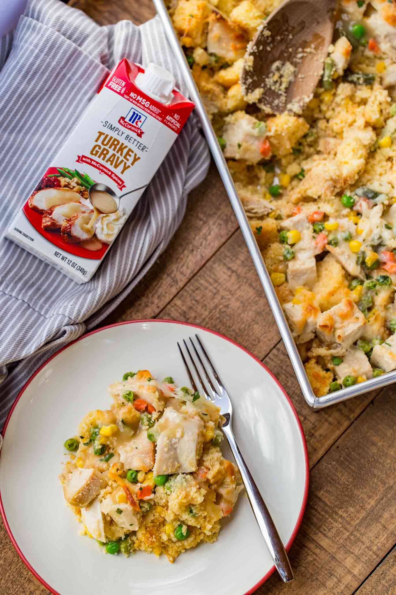 Leftover Thanksgiving Turkey Recipes  Leftover Turkey Casserole Dinner then Dessert