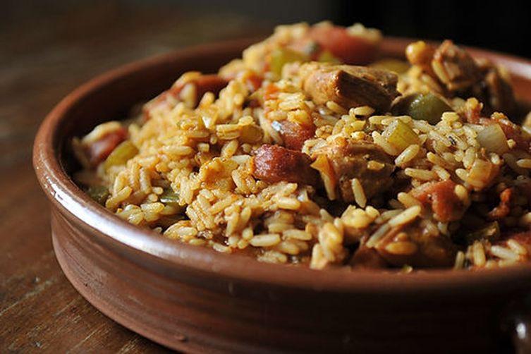 Leftover Thanksgiving Turkey Recipes  Thankful For Leftover Turkey Jambalaya Recipe on Food52