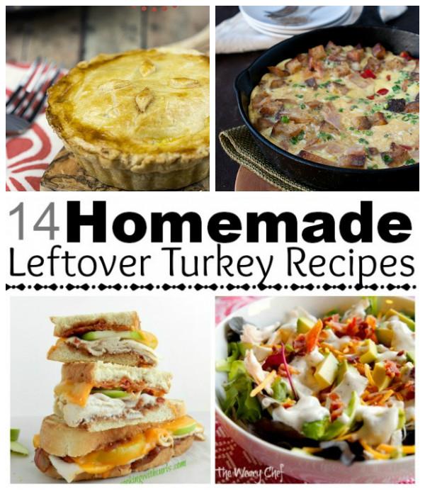Leftover Thanksgiving Turkey Recipes  2 Weeks of Amazing Holiday Turkey Leftovers Recipes Call