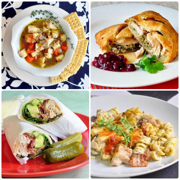 Leftover Thanksgiving Turkey Recipes  22 Fantastic Leftover Turkey Recipes Rock Recipes