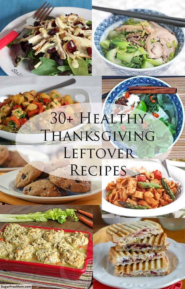 Leftover Thanksgiving Turkey Recipes  Layered Thanksgiving Leftovers Casserole Recipe 30