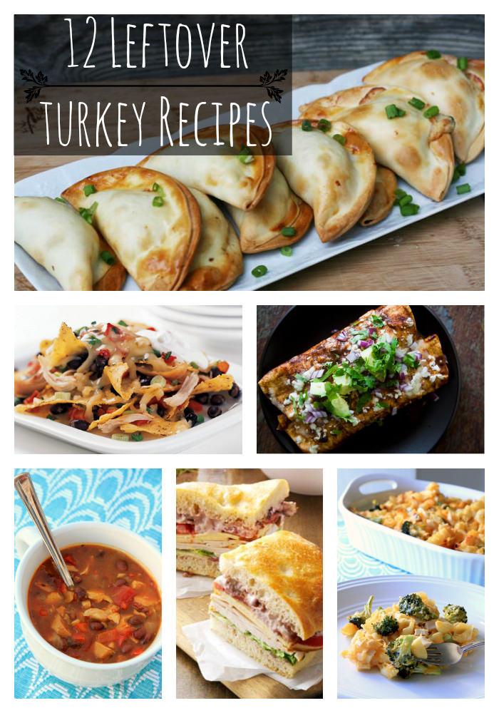 Leftover Thanksgiving Turkey Recipes  12 Leftover turkey recipes My Mommy Style