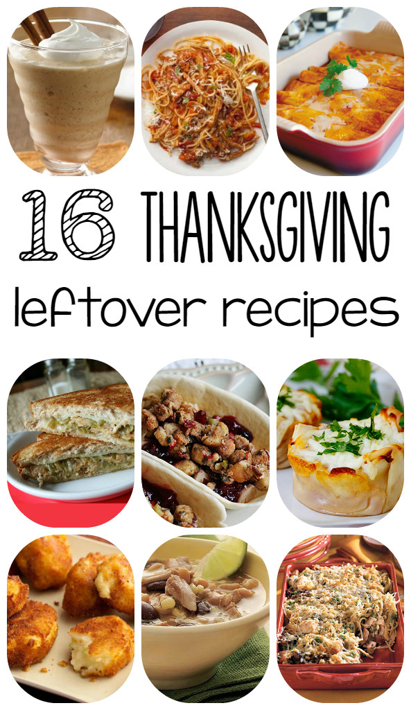 Leftover Thanksgiving Turkey Recipes  Thanksgiving Leftover Recipes Family Fresh Meals