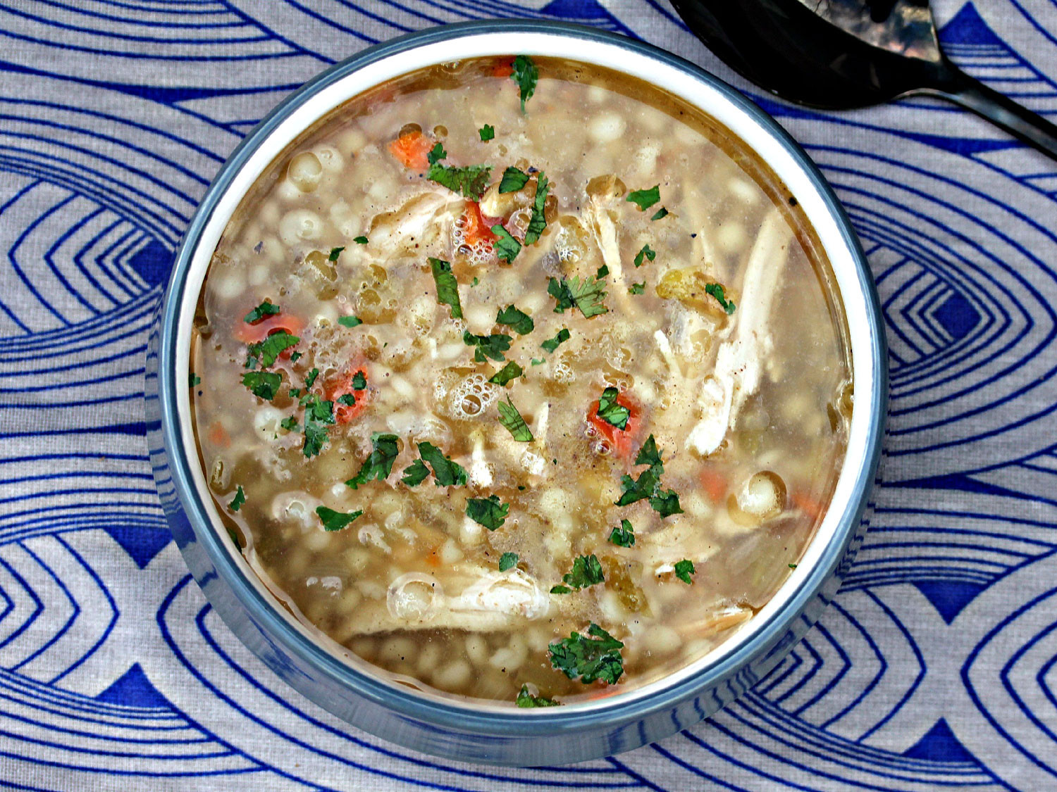 Leftover Thanksgiving Turkey Soup  3 Easy Slow Cooker Recipes for Your Leftover Turkey