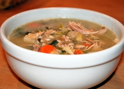 Leftover Thanksgiving Turkey Soup  How to Make Incredible Turkey Soup From Thanksgiving