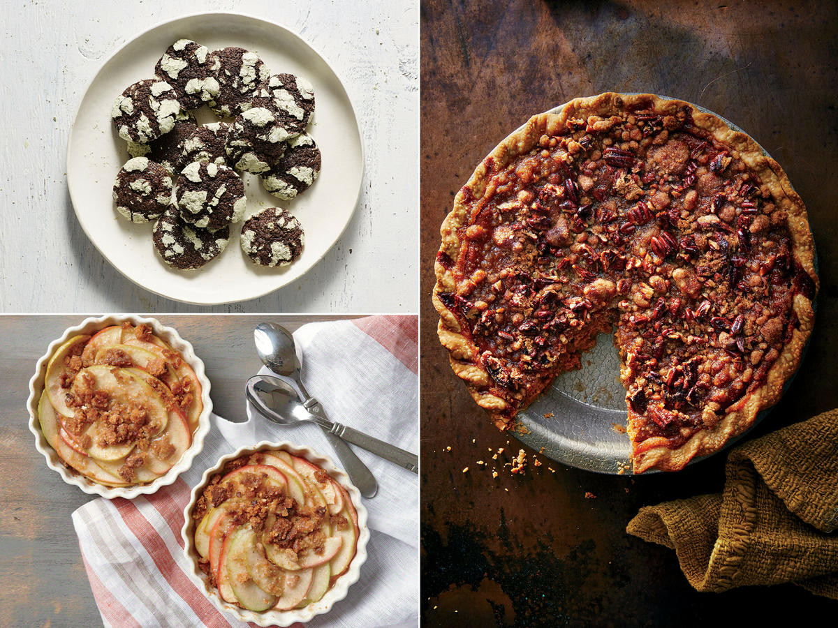 Light Thanksgiving Desserts  Healthy Thanksgiving Menu Recipes and Ideas Cooking Light