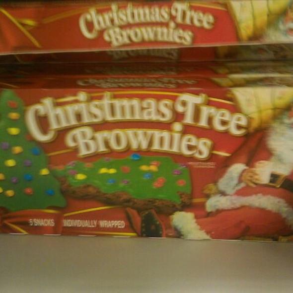 Little Debbie Christmas Tree Brownies  Foodspotting