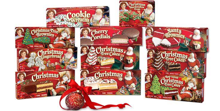 Little Debbie Christmas Tree Brownies  34 best images about Junior mints on Pinterest