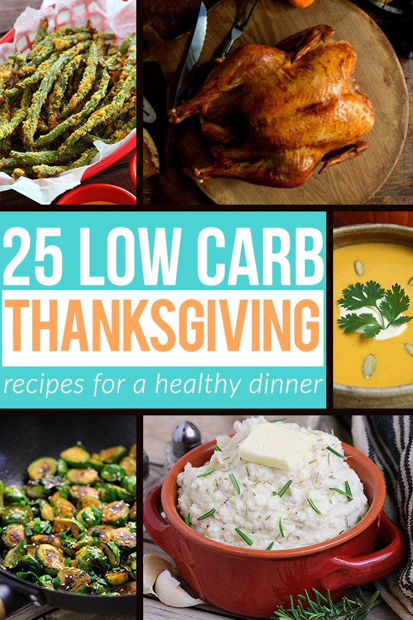 Low Carb Thanksgiving Desserts  25 Low Carb Thanksgiving Recipe Ideas