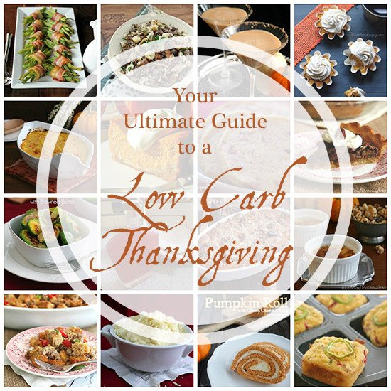 Low Carb Thanksgiving Desserts  Best Low Carb Thanksgiving Recipes