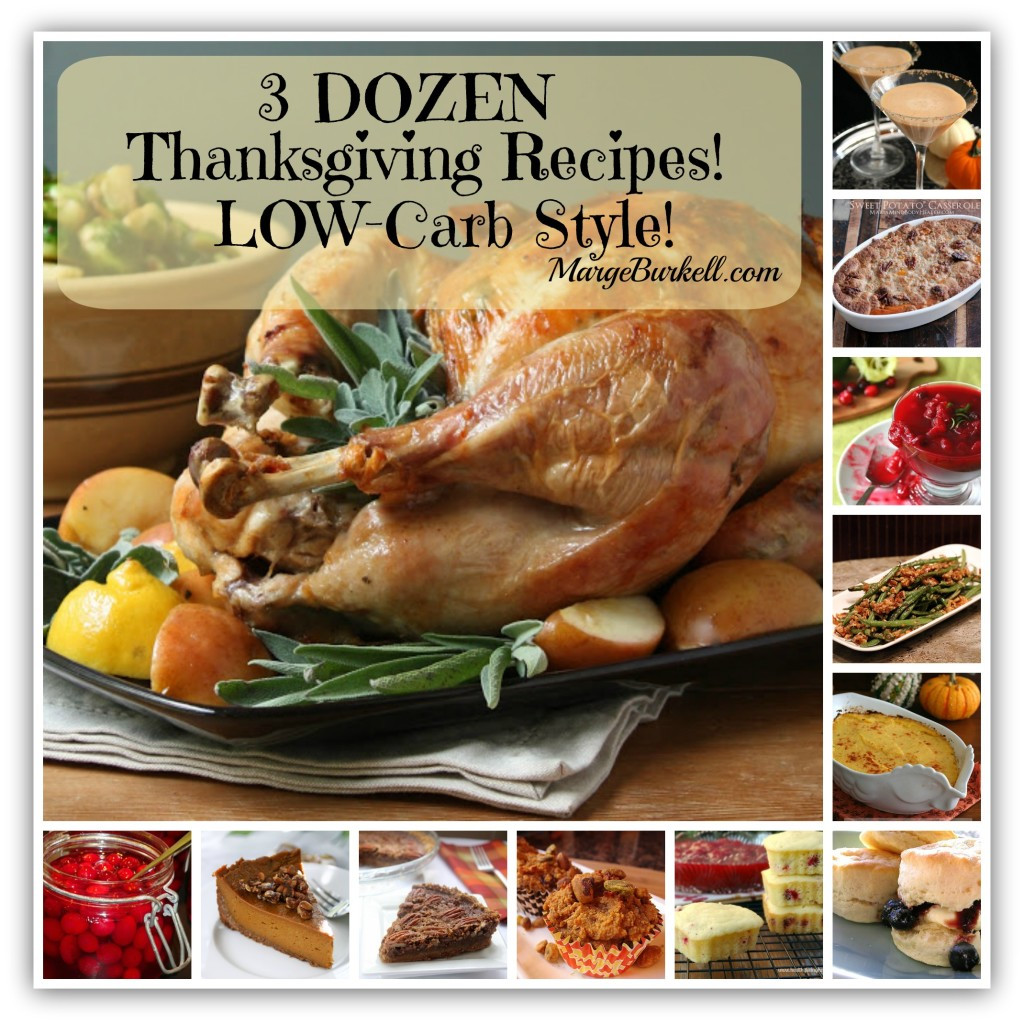 Low Carb Thanksgiving Desserts  Holiday Meals Archives SKINNY on LOW CARB
