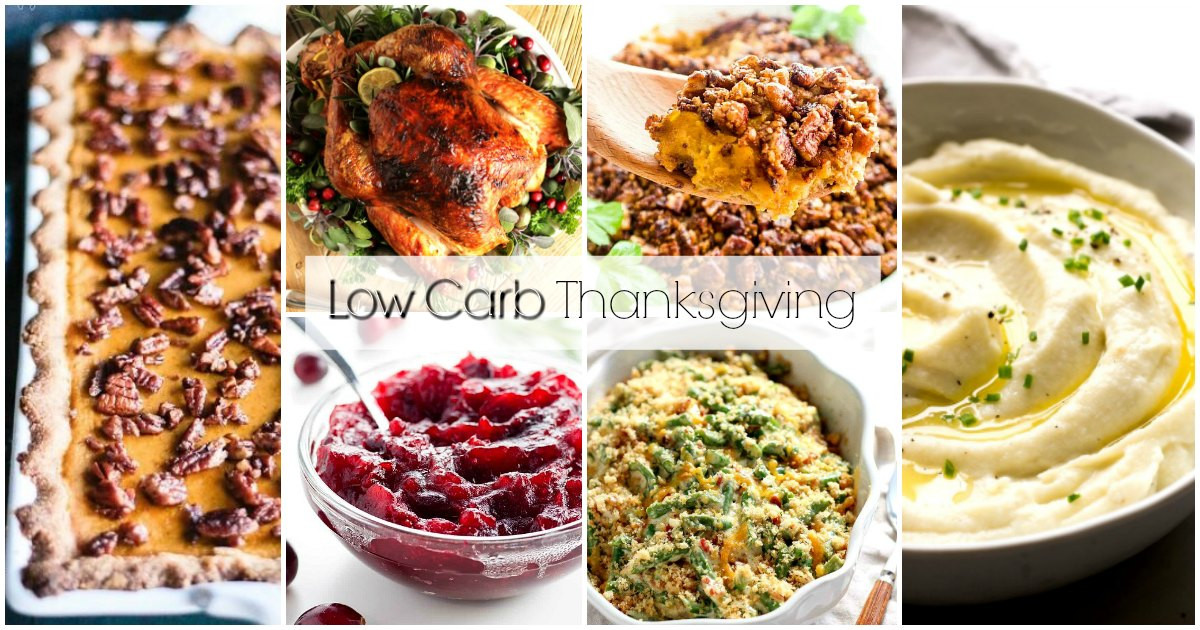 Low Carb Thanksgiving Desserts  Low Carb Recipes for Thanksgiving Home Made Interest