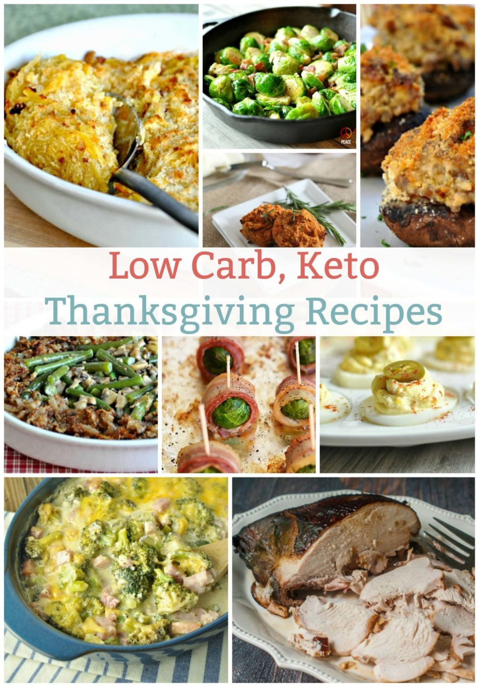 Low Carb Thanksgiving Desserts  Low Carb Keto Thanksgiving Recipes