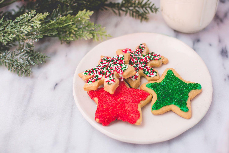 Low Sugar Christmas Cookies  Christmas Sugar Cookies Recipe