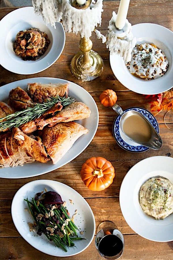 Lowes Foods Thanksgiving Dinners  Let Us Give Thanks 13 Restaurants for Thanksgiving 2018