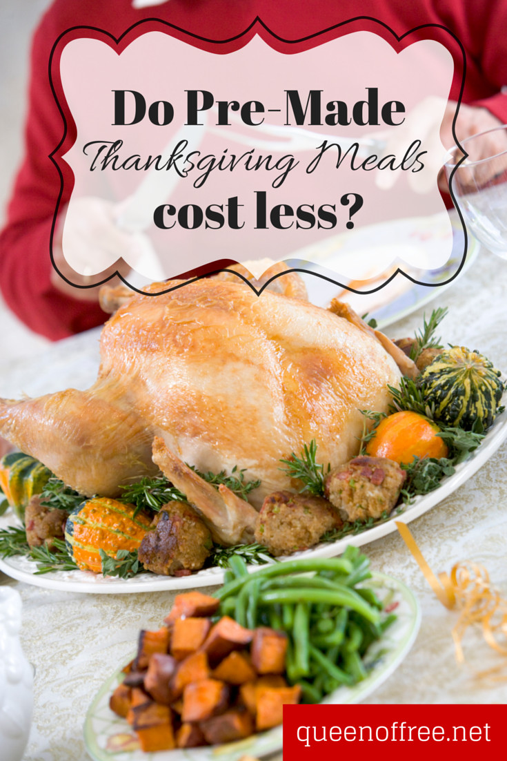 Lowes Foods Thanksgiving Dinners  Could Thanksgiving Meals to Go Be Cheaper
