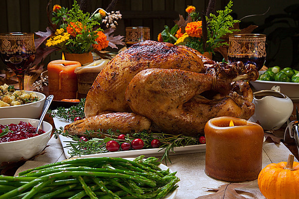Lowes Foods Thanksgiving Dinners  Who Would Pay $45 000 for Thanksgiving Dinner