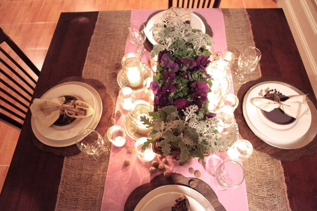 Lowes Foods Thanksgiving Dinners  Lowe s Creative Ideas Tablesetting Challenge Part 1