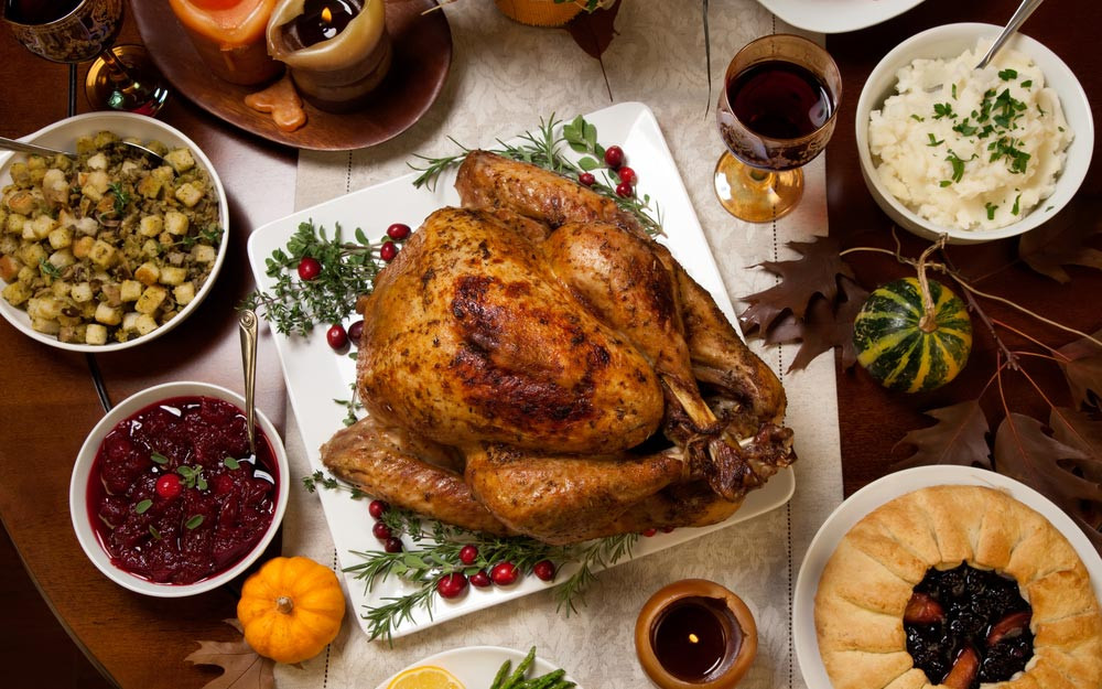 Luby'S Thanksgiving Dinner 2019  How to Recover from a Thanksgiving Eating Binge