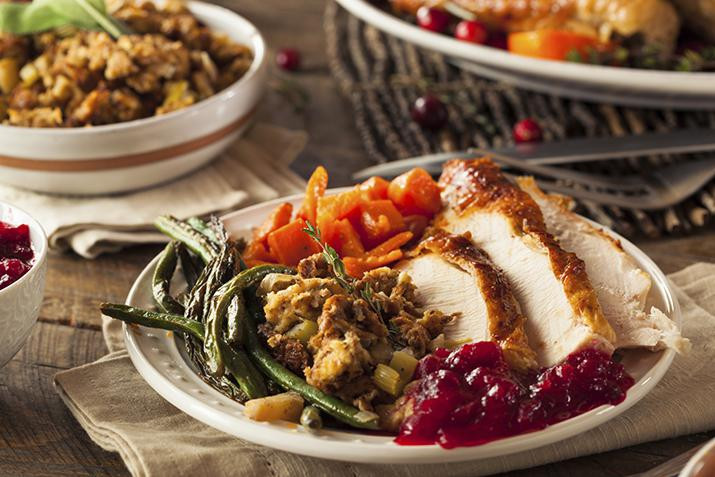 Luby'S Thanksgiving Dinner 2019  Co op stronger to her