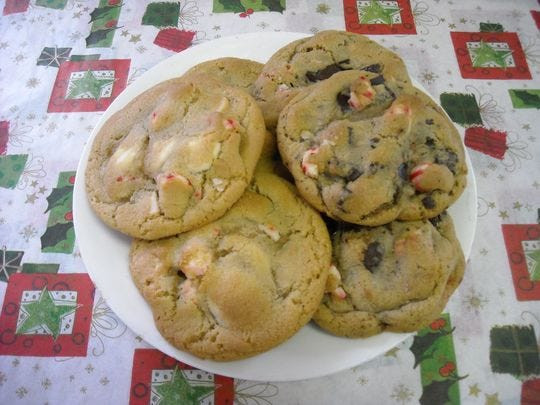 Mail Order Christmas Cookies  Mail order t guide Michigan specialty foods