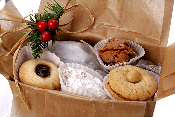 Mail Order Christmas Cookies  Marian Burros s Guide to Mail Order Foods The New York Times