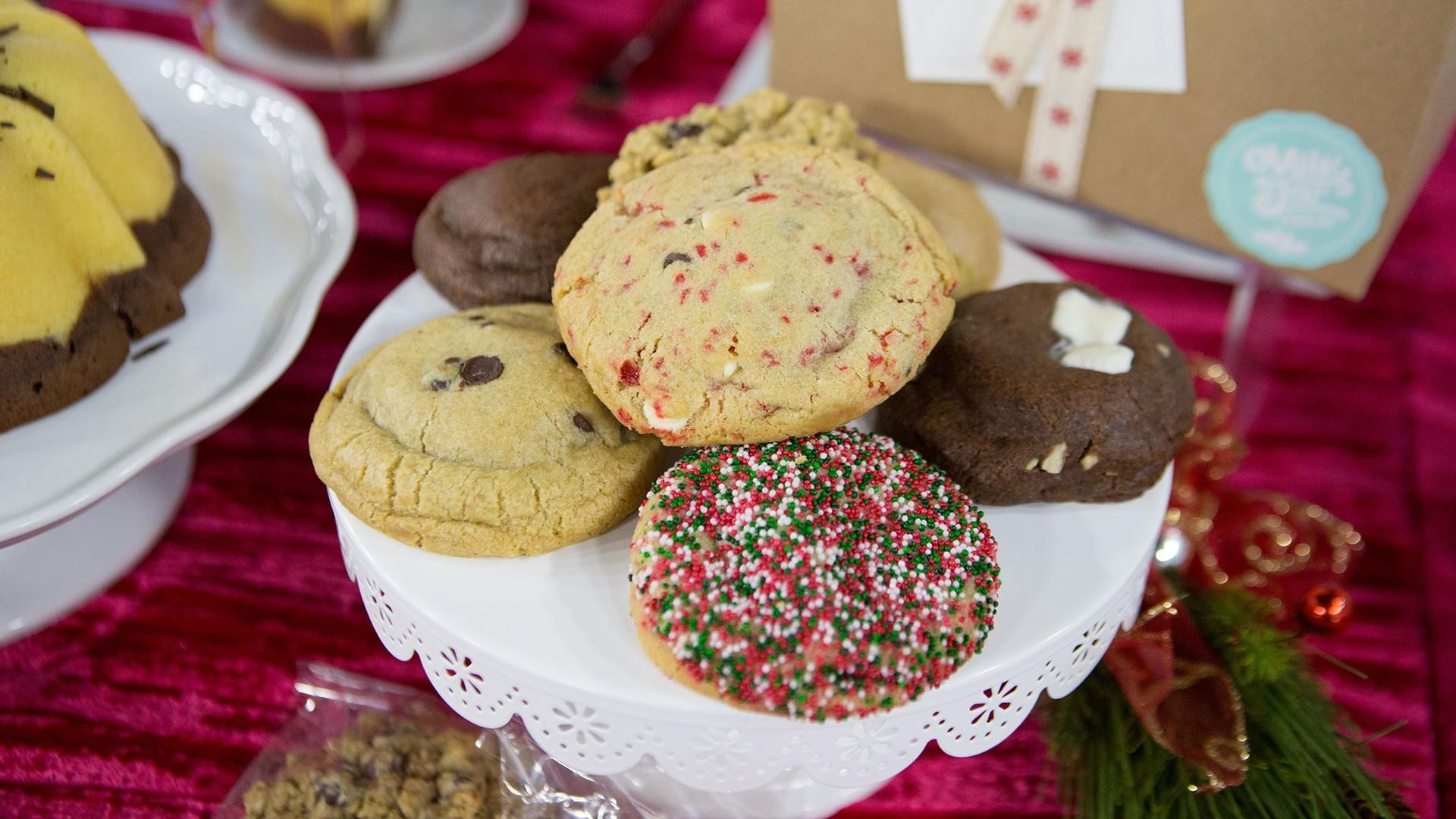 Mail Order Christmas Cookies  Best mail order foods for holiday ts from coffee to