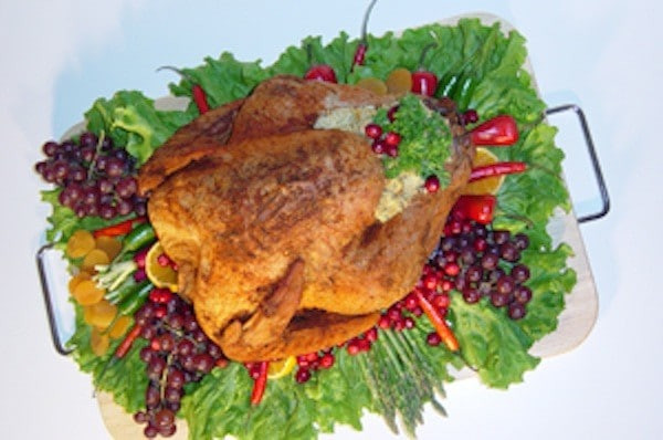 Mail Order Thanksgiving Dinners  A Mail Order Thanksgiving and How To Deep Fry a Turkey