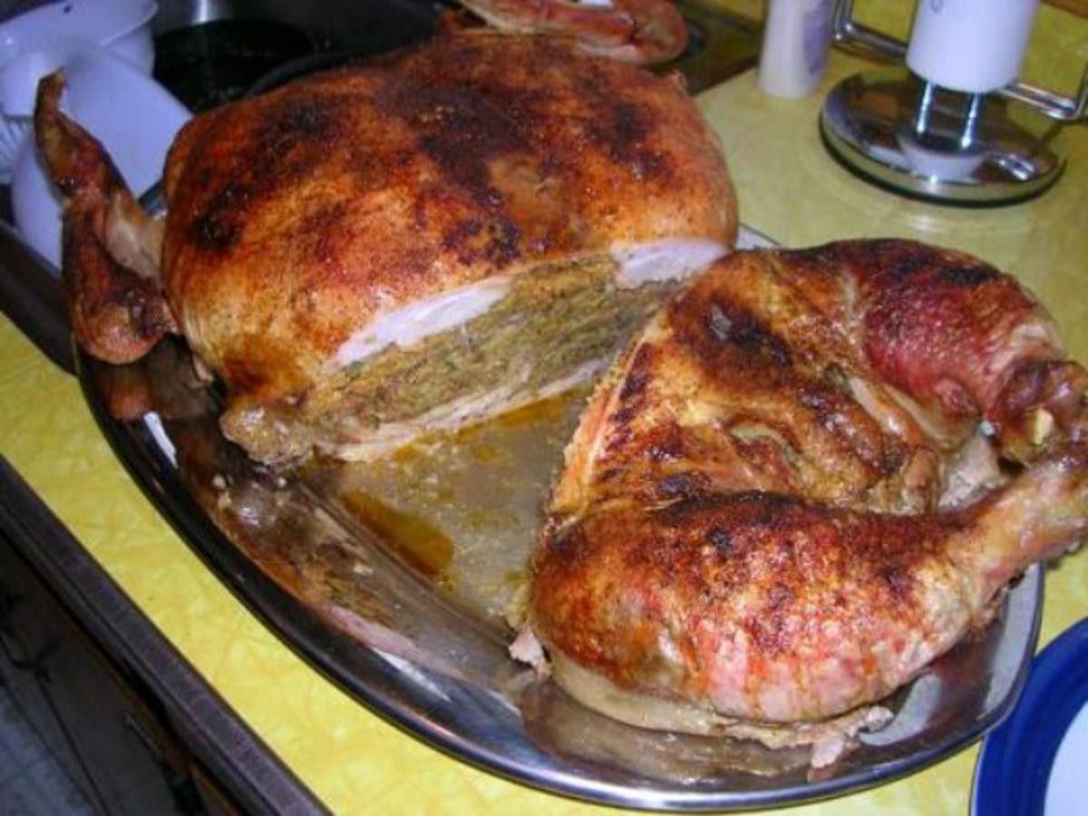 Mail Order Thanksgiving Dinners  Turducken It s What s for Thanksgiving Dinner NBC