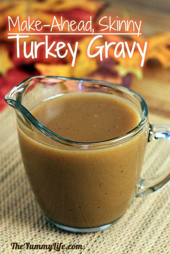 Make Ahead Thanksgiving Turkey  Make Ahead Turkey Gravy Recipe