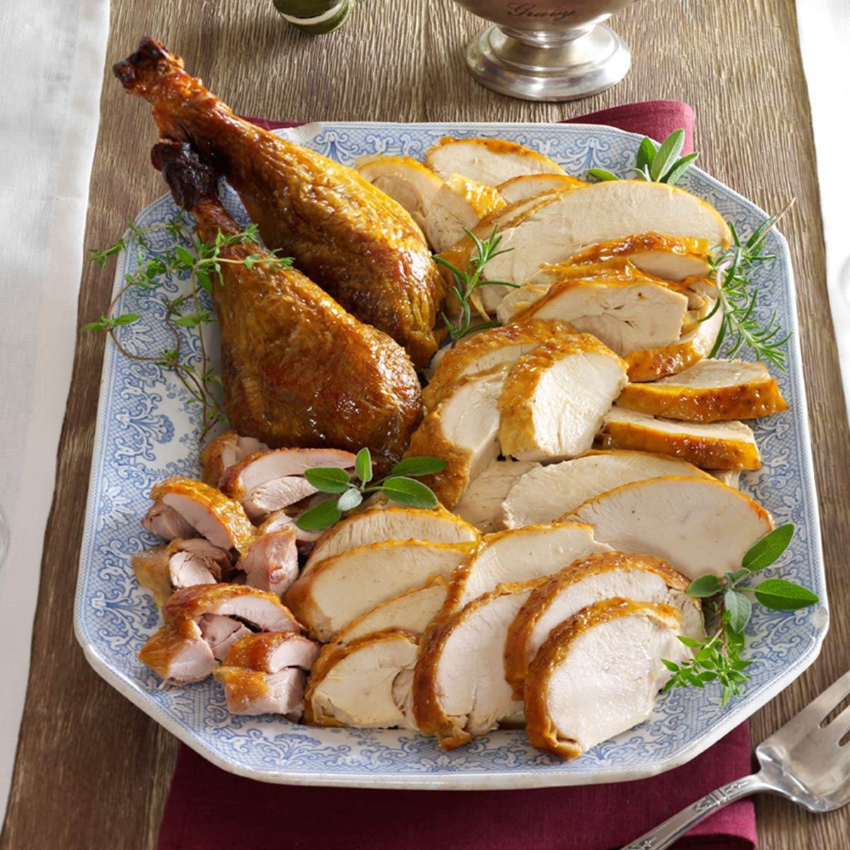 Make Ahead Thanksgiving Turkey  Make Ahead Turkey and Gravy Recipe