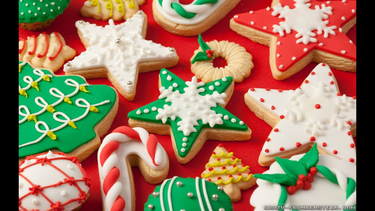 Making Christmas Cookies  How to Make Christmas Cookies from Scratch