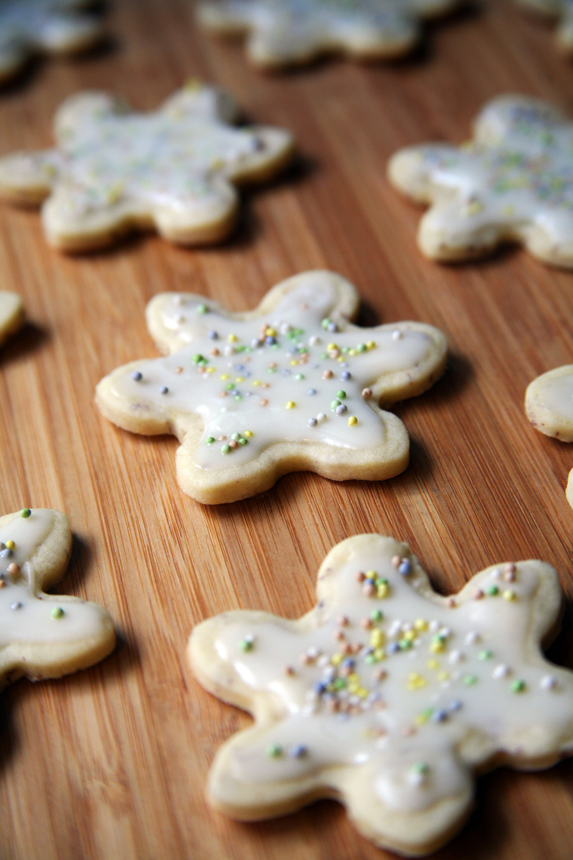 Making Christmas Cookies  How Chefs Make Christmas Cookies