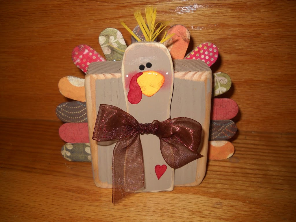 Making Thanksgiving Turkey  2x4 Thanksgiving Turkey Tutorial U Create