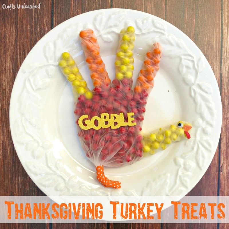 Making Thanksgiving Turkey  Make Thanksgiving Turkey Treats Dollar Store Crafts