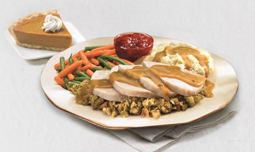 Marie Calendars Thanksgiving Dinner  Marie Callender s Restaurant & Bakery