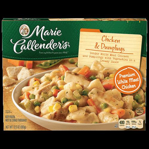 Marie Calendars Thanksgiving Dinner  Frozen Dinners