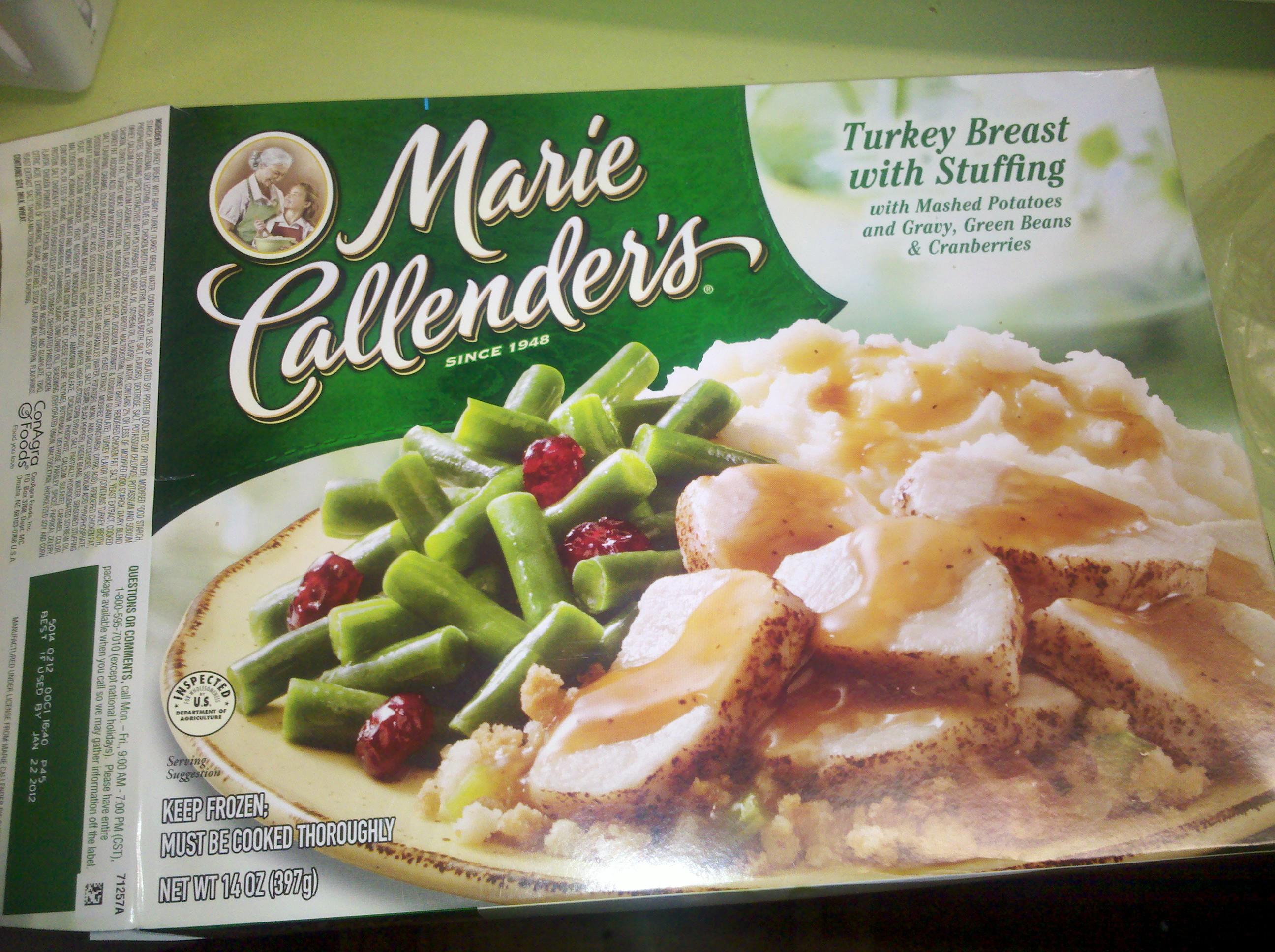 Marie Calendars Thanksgiving Dinner  e last weekend of debauchery