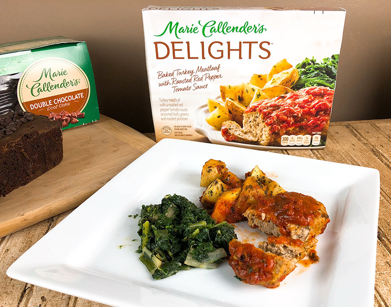 Marie Calendars Thanksgiving Dinner  Meal Planning Made Easy with Marie Callender s Delights